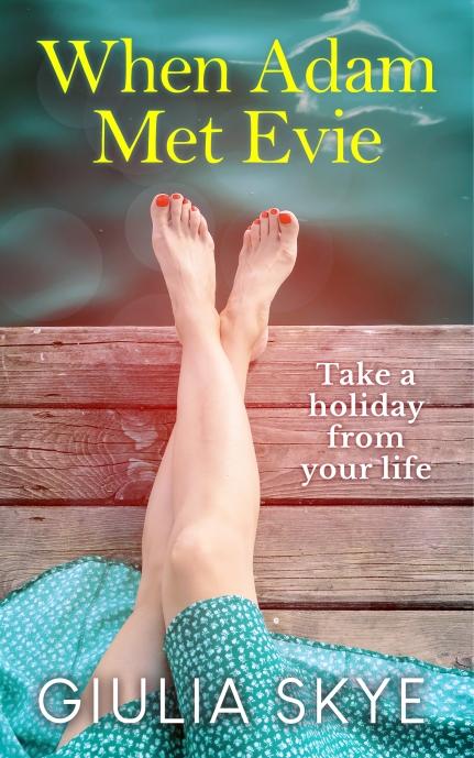 When Adam Met Evie - FINAL Book Cover